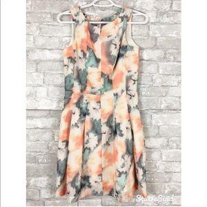 Mod Cloth Floral Print Dress